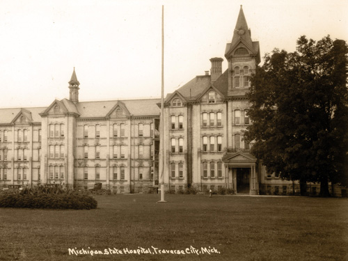 Traverse City Insane Asylum
