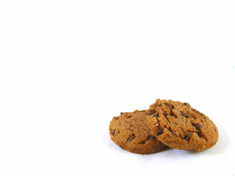 chocolate chip cookie wallpaper - photo #9