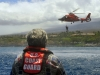 Coast Guard Helicopter Rescue
