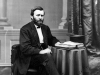American general and 18th President of the United States, Ulysses S. Grant.